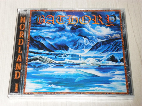 Cd Bathory - Nordland 1 (sueco, Lacrado) Raro