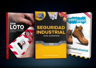 Paquete De Libros De Seguridad Industrial