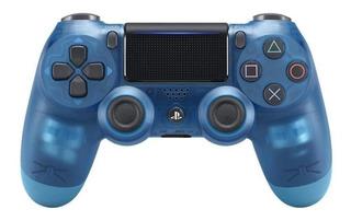 ..:: Control Dualshock 4 Crystal Blue ::.. Ps4 En Game Cente