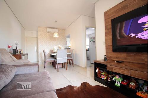 Apartamento Á Venda Quinta Das Paineiras, 100m². 2vgs Rio Preto - V4814