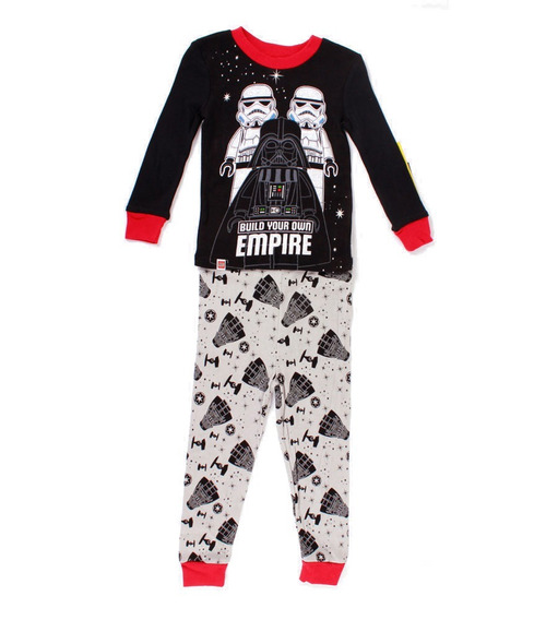 Pijama Lego Star Wars Your Own Empire Para Niño