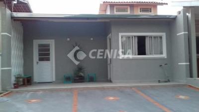 Casa Com 3 Dormitórios À Venda, 80 M²- Condomínio Moradas De Itaici - Indaiatuba/sp - Ca1645