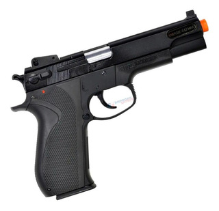 Pistola Airsoft Spring Smith & Wesson M4505 Slide Metal 6mm