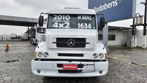 Imagem 1 de 8 de Mercedes-benz Ls1634