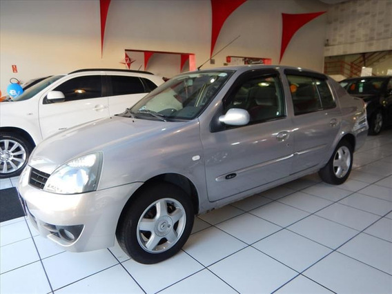 Renault Clio 1.6 Privilege Sedan 16v (flex) 4p 2009