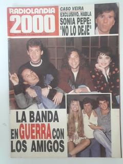 Radiolandia La Banda Del Golden Rocket Amigos Son Los Amigos