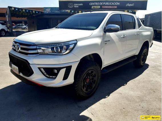 Toyota Hilux Sr5 Automatica 4x4 2019 8.885 Km