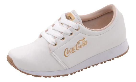 Tenis Feminino Coca Cola Academia Caminhada 2019 Blogueira