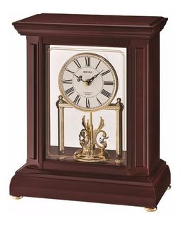 Reloj De Mesa Seiko Con Melodía Qxw235b | Envío Gratis