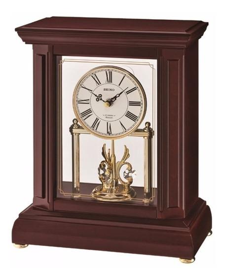 Reloj De Mesa Seiko Con Melodía Qxw235b | Agente Oficial
