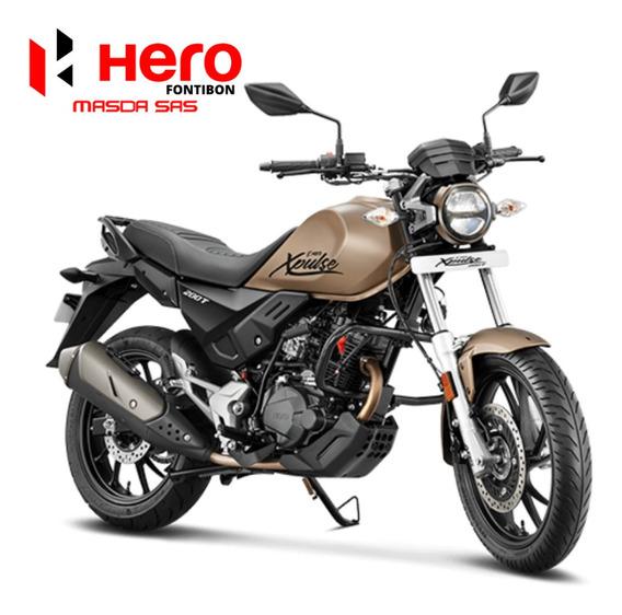 Hero Xpulse 200t 2021 Nueva Credito / Contado