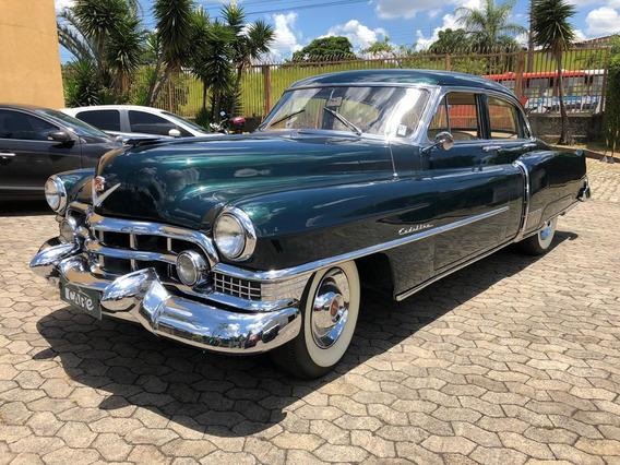 Cadillac 1951 - Placa Preta - Raridade!