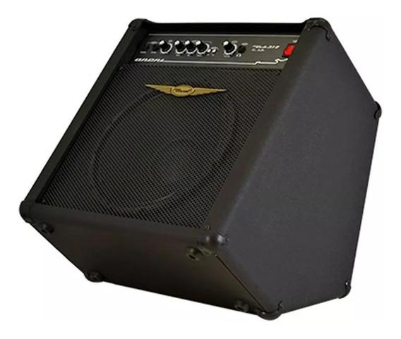 Cubo Amplificador Baixo Oneal Ocb 312 80w Rms 1 Ano Garantia