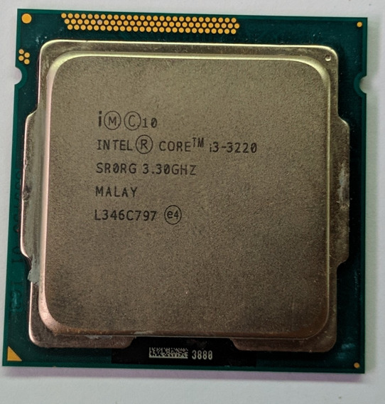 Processador Intel Core I3 3220 3.30ghz Lga1155