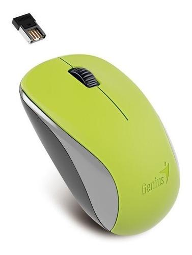 Imagen 1 de 1 de Mouse Genius Inalambrico Nx-7000 Usb 1200dpi Pc Notebook