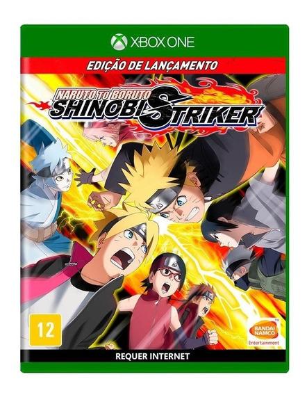 Jogo Naruto To Boruto Shinobi Striker Ed Lançamento Xbox One