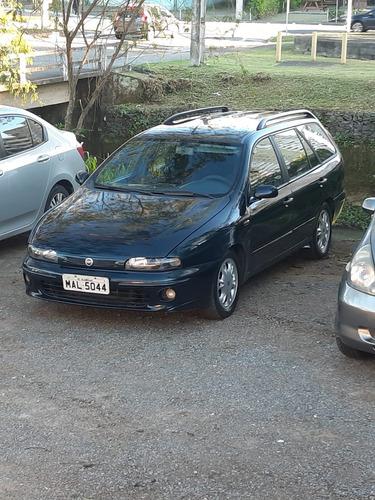 Fiat Marea Weekend 1999 2.0 Elx 5p 127 Hp