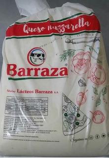 Muzzarella Barraza X Plancha De 20kg X Mayor