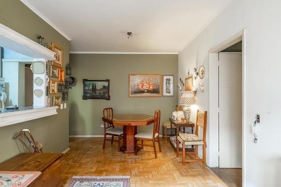 Apartamento - Auxiliadora - Ref: 4119 - V-3494
