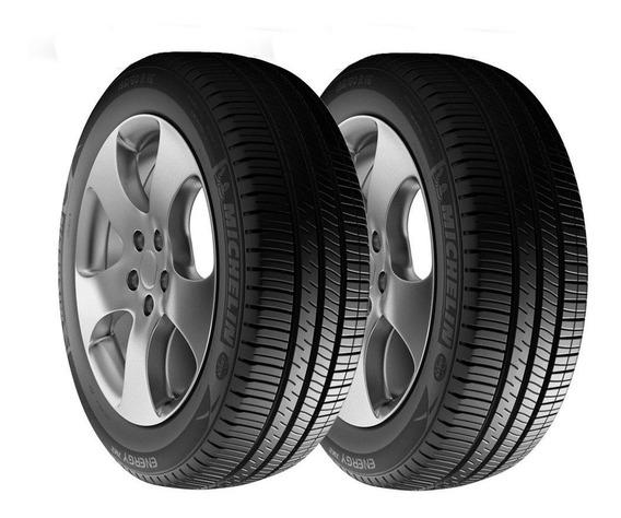 Paquete 2 Llantas 185/70 R13 Michelin Energy Xm2 86t Msi