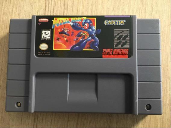 Megaman 7 Snes Cartucho Super Nintendo