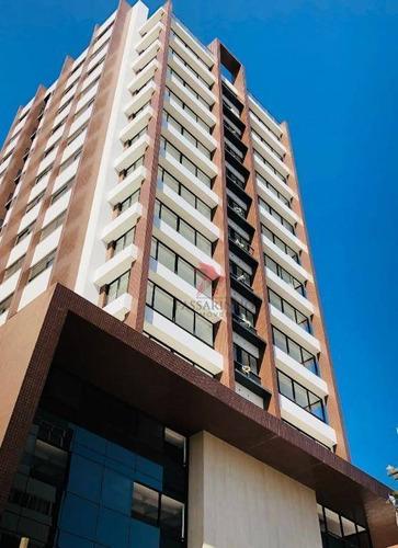 Apartamento Com 2 Dormitórios À Venda, 65 M² Por R$ 720.000,00 - Centro - Torres/rs - Ap1442