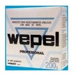 Adhesivo Wepel En Polvo Para Empapelados