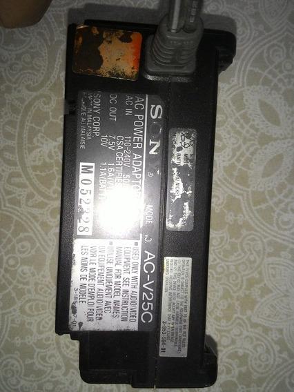 Sony Ac Power Adaptor Ac-v25c