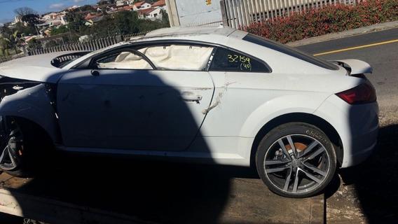 Audi Tt 2015 Sucata Para Venda De Peças