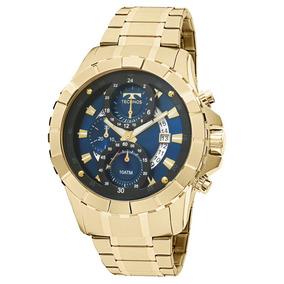 Relógio Masculino Technos Js15em/4a Legacy Cronógrafo Dourad