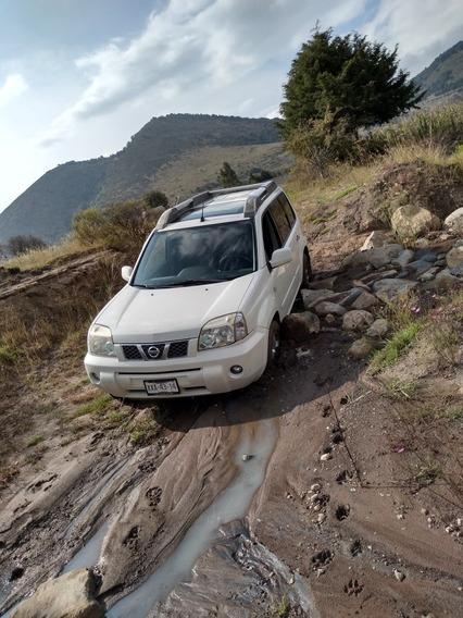 Nissan X-trail 2.5 Gx 4wd Cvt Mt 2007