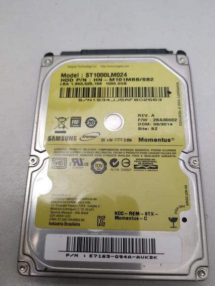 Hd Samsung 1000gb 1tb Notebook St1000lm024