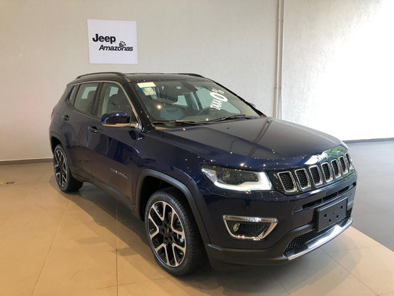 Jeep Compass 18/19 2.0 Limited Flex Aut. 5p