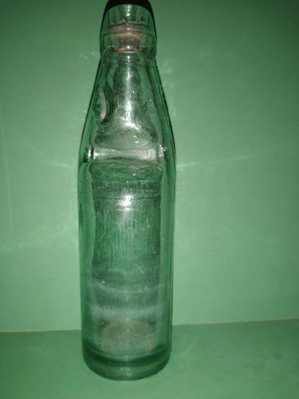 Antigua Botella De Gaseosa Bolita