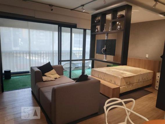 Apartamento Para Aluguel - Bela Vista, 1 Quarto, 41 - 893055765