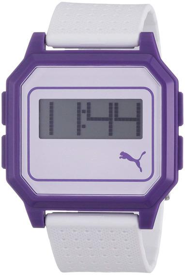 Relojes De Pulsera,reloj Puma Pu910951007 Blanco Masculi..