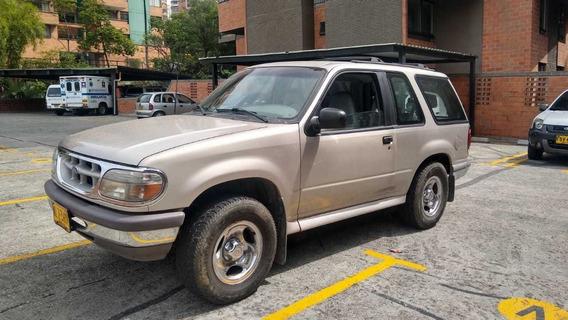 Ford Explorer Mecanica 1997