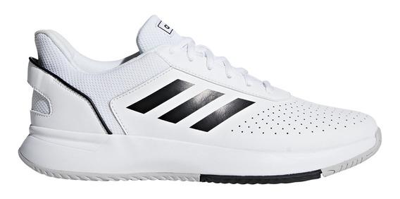Zapatillas adidas Training Courtsmash Hombre Bl/ng