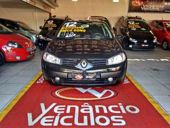 Renault Megane Grand Tour 1.6