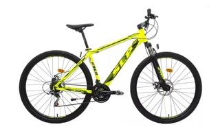 Bicicleta Slp 10 Pro R29 Shimano 21v Disco Cuotas Sin Interes + Envio Gratis