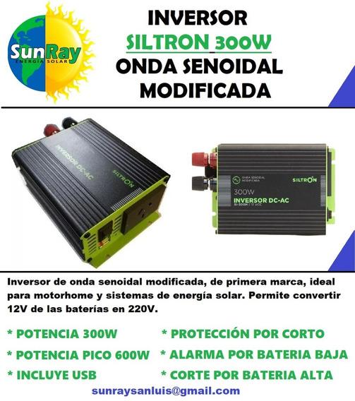 Inversor Siltron 300w
