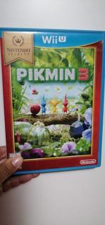 Juego Pikmin 3 Wii U Oferta Disco Original+flete