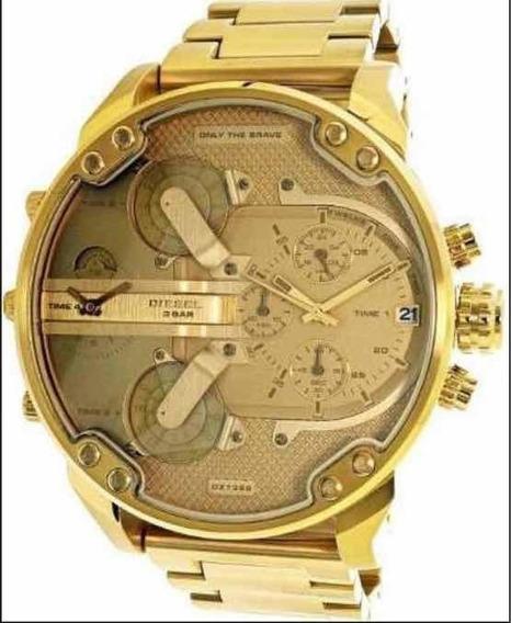 Relógio Mr Daddy Diesel 57mm Original