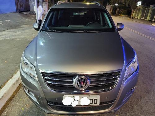 Imagem 1 de 8 de Volkswagen Tiguan 2011 2.0 Fsi 5p