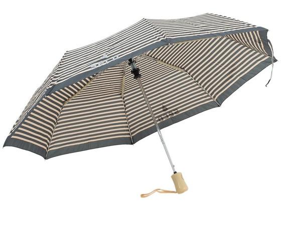 Paraguas London Rayas Negras