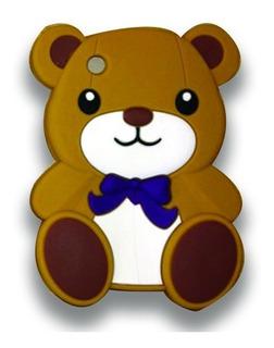 Case Capa Blackberry 8520 / 9300 Curve Urso Ted