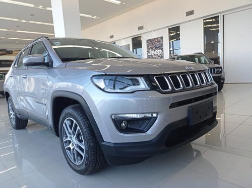 Jeep Compass Sport At6 Anticipo $1.600.000 + Cuotas