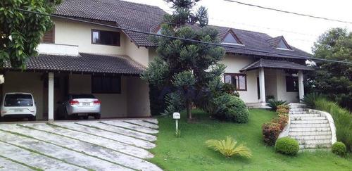 Imagem 1 de 28 de Casa Com 4 Suítes À Venda, 600 M² Por R$ 2.380.000 - Nova Higienópolis - Jandira/sp - Ca1363