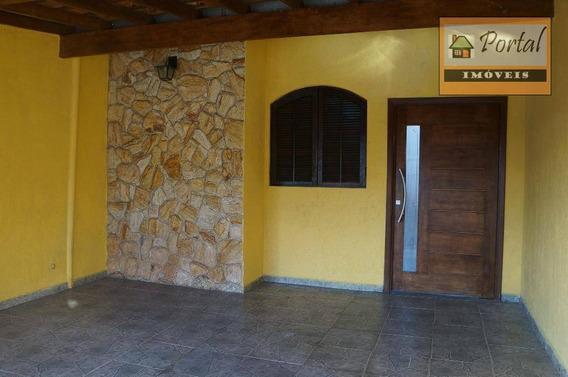 Casa Residencial À Venda, Jardim Europa, Campo Limpo Paulista - Ca0300. - Ca0300