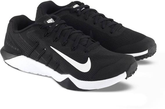 Tenis Nike Retaliation Tr 2 Negro/blanco Running Aa7063-001